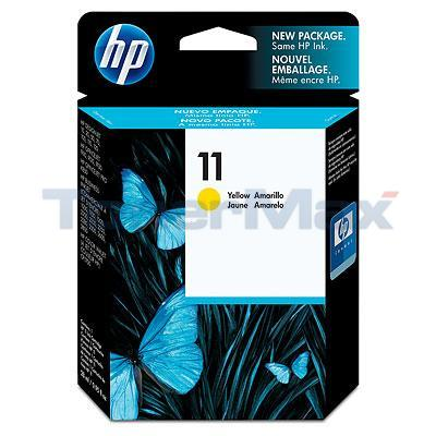 HP NO 11 INK YELLOW